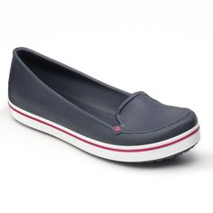 Try a pair of cute and casual slip-ons for a day in or a day out. #Crocs #JustForMom #Kohls