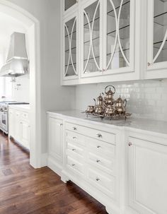 Butlers pantry of a newly built hamptons home picture 1#pantrystylesanddesigns
