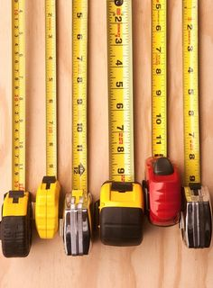 This is the best tape measure you can buy. And it costs less than $10.
