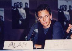 Alan Wilder - World Violation press conference