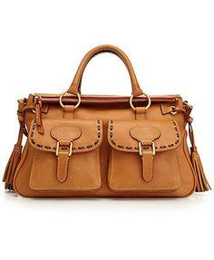 Dooney & Bourke Handbag, Florentine Pocket Satchel