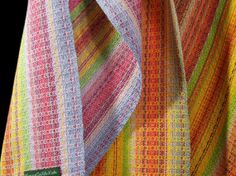 Handwoven Towel Woven Tea Towel Dish & Kitchen by LoomOnTheLake, $35.00