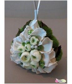 Bolsa Flora I bruidsboekethouder bloementasje