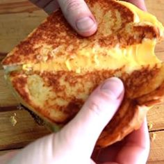FACT: Grilled cheese is perfect and amazing. | This Bacon-Wrapped Grilled Cheese Will Actually Change You