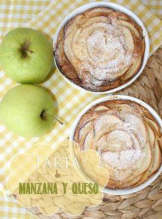 Tartas sin Gluten .....365 dias sin gluten: Tarta de Manzana y Queso