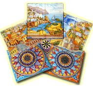 Italian Decorative Tiles Tuscan Kitchen Accessories Sunny Warm Italian Kitchen Decor