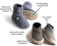 So cute and warm.  Gotta make some of these