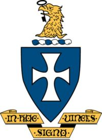 Sigma Chi (ΣΧ) is the largest and one of the oldest college Greek-letter secret and social fraternities in North America with 244 active chapters and more than 300,000 initiates. Sigma Chi was founded on June 28, 1855 at Miami University in Oxford, Ohio when members split from Delta Kappa Epsilon.