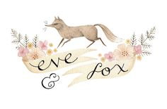 Eve & Fox Logo by Julianna Swaney, via Flickr
