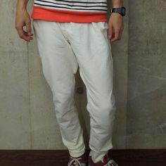 unorth corduroy sideway pants