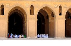 My trip to #Egypt #Mosque #Mosque of Ibn Tulun
