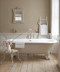 Drummonds' Spey Cast Iron Bath Is The Classic Roll Top Bath