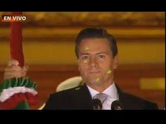 Abuchean y Gritan a Peña Nieto !!Asesino!! y PUT@ Grito De Independencia...