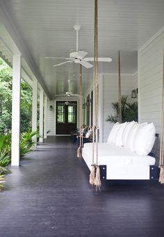 Mt. Pleasant, SC bungalow. Interior design by Jenn Langston