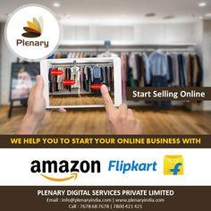 Selling Online, Online Business, Digital, Shopping