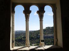 Foto desde la Colegial de Alquezar en Huesca