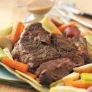 Balsamic Braised Pot Roast - Taste of Home