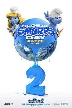 Global Smurfs Day 22nd June 2013