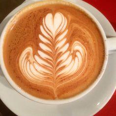 Cappuccino rosetta