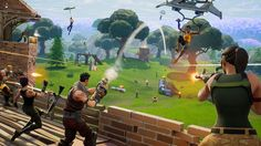 Epic Games has teased the addition of a jetpack to Fortnite Battle Royale. Fortnite Battle Royale is available now on Xbox One, PlayStation and PC. Video Game Industry, Video Game News, Video Games, Xbox One, Metal Gear Solid, Dota 2, Game Analytics, Nintendo Switch, Seydoux
