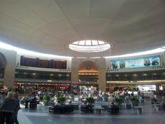 Ben Gurion International Airport (TLV) (נמל התעופה בן גוריון) en תל אביב-יפו, תל אביב