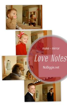 mirror notes NoBiggi