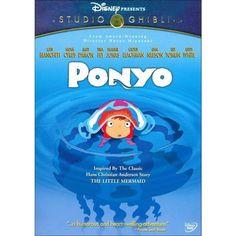 Ponyo (2 Discs) (dvd_video)