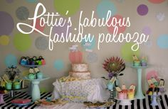When I posted the invitations to Lottie's fashion palooza, I mentioned that I was struggling with the whole concept of a 'fashion' party for a six year old. Party Themes, Party Ideas, Party Hacks, Host A Party, Best Part Of Me, Party Invitations, Little Girls, Birthday, Fun
