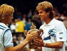Wimbledon 1988 - to see Stefan Edberg beat Boris Becker