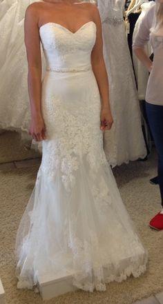 Wedding dress - Enzoani - BT15-30 - Front
