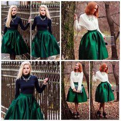 Green Midi Skirt http://sulia.com/channel/fashion/f/ac91716b-9b8a-4f73-bc0c-434c8cc78d49/?source=pin&action=share&btn=small&form_factor=desktop&pinner=125511453