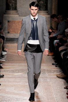 Male Fashion Trends: Les Hommes Spring/Summer 2014 - Milán Fashion Week - Model: Ben Lark #MFW