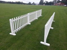 Stand Alone Picket Fencing Untreated 6ft X 3ft Free Standing