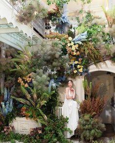 Floral Wedding, Rustic Wedding, Wedding Flowers, Wedding Seating, Wedding Table, Wedding Reception, Phuket Wedding, Flower Installation, Floral Backdrop