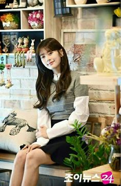 Jung So Min, Baek Seung Jo, Korean Drama Series, Playful Kiss, Han Hyo Joo, Young Actresses, Kpop, Korean Beauty, Ulzzang Girl