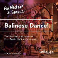 """""""Authentic and Traditional Local Dance Performance in the fountain area 🤗🌴 : every Sunday Night - 7pm  Only at Samasta Lifestyle Village, the New Hub of Jimbaran 🙌🌴 #samastabali #samastajimbaran"""" by @samastabali. #fslc #followshoutoutlikecomment #TagsForLikesFSLC #TagsForLikesApp #follow #shoutout #followme #comment #TagsForLikes #f4f #s4s #l4l #c4c #followback #shoutoutback #likeback #commentback #love #instagood #photooftheday #pleasefollow #pleaseshoutout #pleaselike #pleasecomment…"""