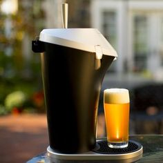 The Fizzics Beer System