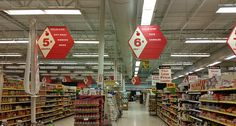 ahold aisle signs - Buscar con Google