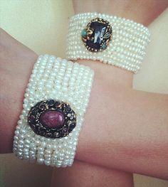 Bracciali perle e pietre semipreziose - Unic