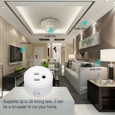 This cheap device will turn your abode into a modern day smart home and works with Alexa.