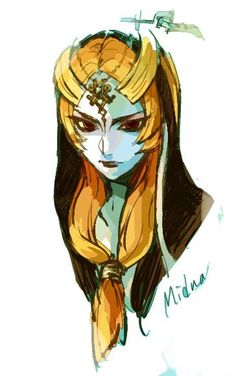 Midna Legend of Zelda