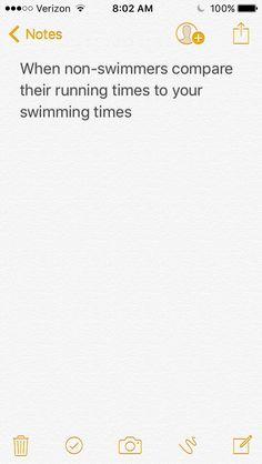 Swim Problems