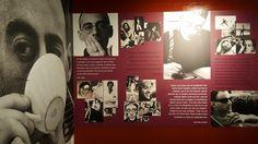 """10 December 2017 (13:07) / """"Caio Mon Amour"""" - Amor e Sexualidade na Obra de Caio Fernando Abreu; Exhibition at Museu da Diversidade Sexual, Republica Metro Station, São Paulo City."""
