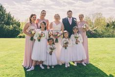 A relaxed Cotswolds wedding: David and Lucy Gainford   weddingsite.co.uk