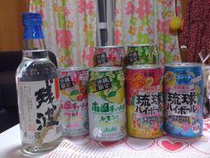 Alcohol from OKINAWA