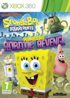 planktons robotic revenge game