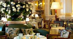 Claridges, the best place for afternoon tea in the world :)