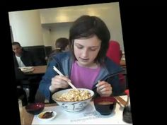 Eat 22 Ellie Harrison  11 March 2001 - 11 March 2002  For one year and one day everything eaten was digitally recorded