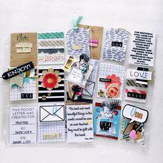 Janette Lane: Pocket Letters Shop