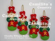 Christmas Stocking Kits, Felt Christmas Stockings, Felt Christmas Ornaments, Etsy Christmas, Christmas Clipart, Christmas Bells, Felt Crafts, Diy And Crafts, Penguin Ornaments
